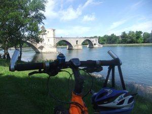 Pont St-Bénézet, Avignon