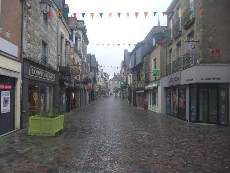 Redon, Bretagne