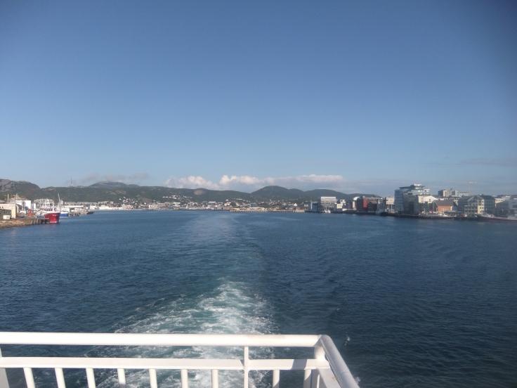 Bodø coastline