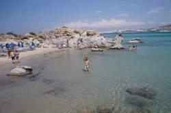Kolimbithres beach, Paros