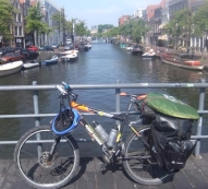 Bicicleta utilizada entre 2011 y 2016